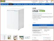 Kühlschrank von IKEA
