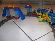 Lego Duplo Eisenbahn Starter-Set batteriebetrieben
