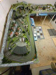 Modell-Eisenbahnanlge Spur N