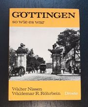 Göttingen so wie es war -
