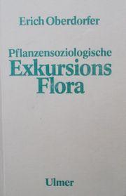 Oberdorfer Exkursionsflora und diverse Botanische
