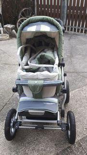 kinderwagenset babyschale base isofix kinderwagen. Black Bedroom Furniture Sets. Home Design Ideas
