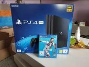 Playstation 4Pro 1TB Inkl FIFA19