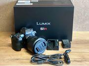 Panasonic LUMIX S1R mit 24-105mm