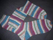 Socken handgestrickt Neu