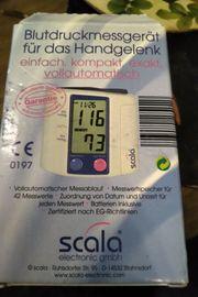 Blutdruckmessgerat von scala
