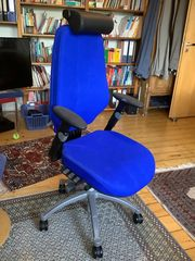 Orthopädischer Bürostuhl Logic 400 Elegance