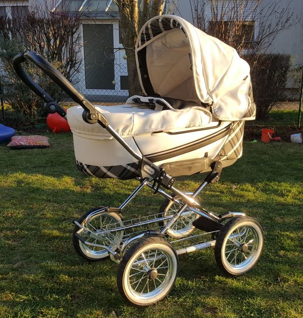 Kinderwagen Emmaljunga Mondial Kombi Edge
