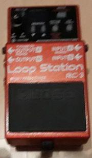 Boss Loop-Station RC-3