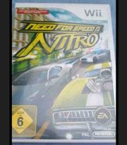 wii Need for Speed Nitro