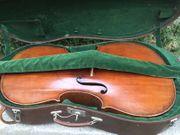 Altes Cello Mit Koffer
