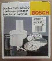 Bosch Durchlaufschnitzler - Haushalt & Möbel - gebraucht und neu ...