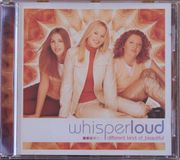 Whisperloud-different kind of beautiful CD