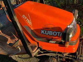 Bild 4 - Kubota Traktor GT 750 - Offenbach Kaiserlei