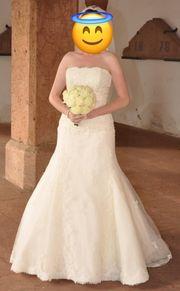 Braut- Hochzeitskleid von Pronovias TOP