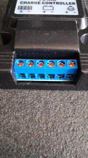 Solarladeregler mini 3 Ampere
