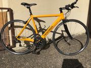 Alu-Racebike