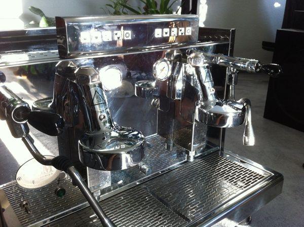 espressomaschine kaffeemaschine siebträger Elektronika Profi