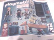 Playmobil - Werkunterricht - Playmobil - 4326 - es