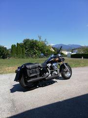 Verkaufe Harley Davidson FXSTC