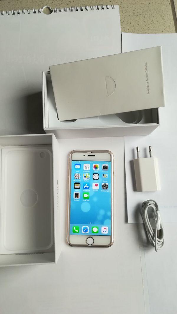 Iphone 6 In Gold Farbe In Malsch Apple Iphone Kaufen Und Verkaufen