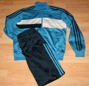ORIGINAL - Blauer Trainingsanzug - Größe 164 -