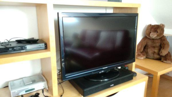 Full-HD Flachbild-Fernseher Panasonic TX-L37GW20 37