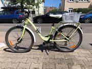 Fahrrad Mädchen 24 Zoll S