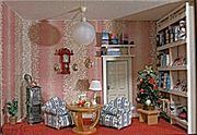 zauberhaftes Geschenk Schaukasten kleines Wohnzimmer