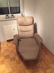 Elektrischer Sessel Mit Aufstehhilfe Haushalt Möbel Gebraucht