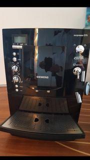 Siemens Kaffeevollautomat Supresso S75