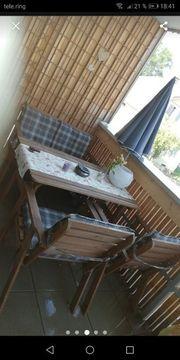 zu verkaufen tisch mit stühlen