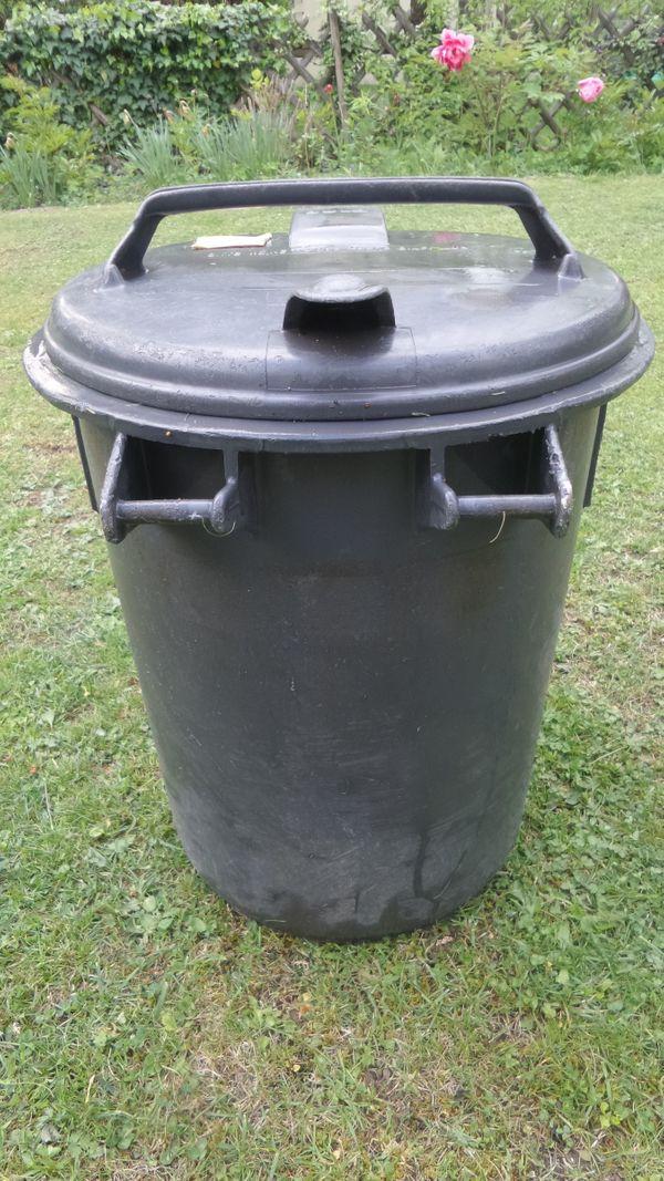 SULO Mülltonne Mülleimer Kuttereimer Restmüllbehälter