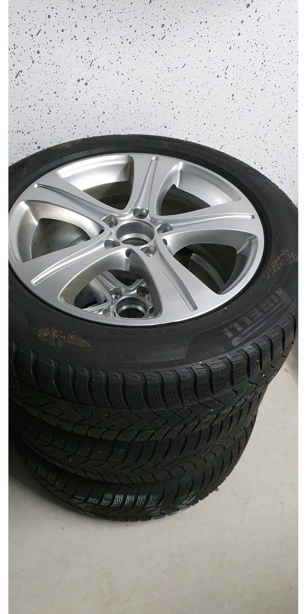Winterreifen 225 55 17 Mercedes