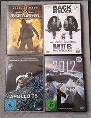 4x DVD s je 2