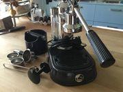 Pavoni Kaffeemaschine