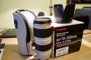 Canon EF Objektiv 70-200 mm