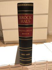 Brockhaus 19 Auflage 24Bd in