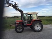Traktor MF 294 AS mit