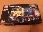 Lego Technic Container Track 2in1