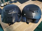 2 Motorrad Helme Highway 1