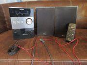 SONY Mini-Stereoanlage