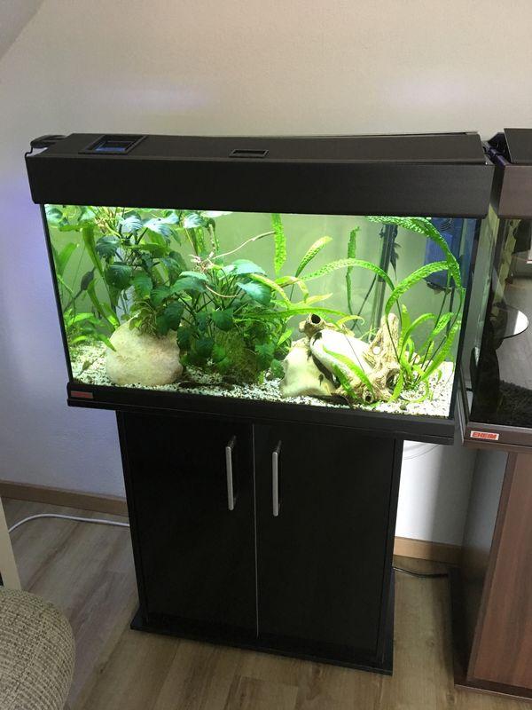 126l Eheim Aquarium inkl Zubehör