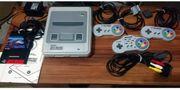 Super Nintendo Konsole 1 Asciiware