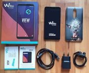 Smartphone Wiko View Dual-SIM offen