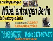 Entrümpelungen günstig pauschal www berlin24recyclingdienst