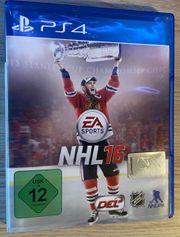 PS 4 NHL Hockey 16