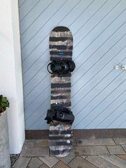 Burton Blunt Snowboard Burton Boots