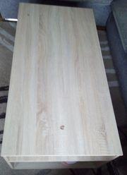 Holztisch mit Schubladen u Ablagefächern