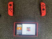 Nintendo Switch Mario Edition Mario